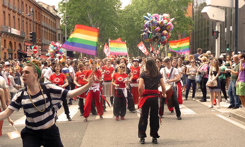 PRB - Gay Pride Tlse