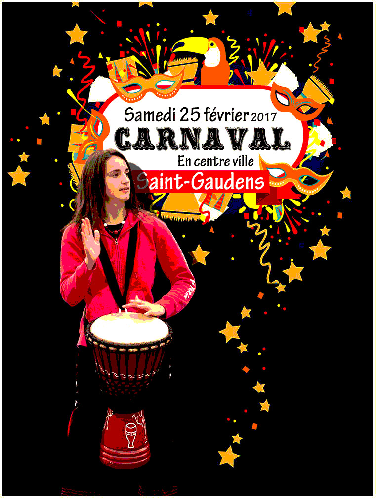 St Gaudens Carnaval 2017