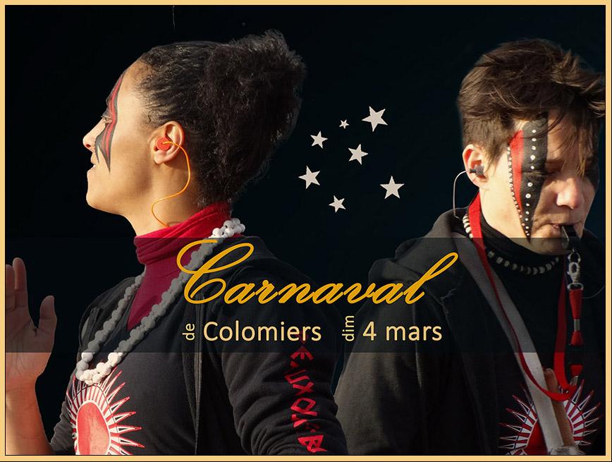 PRB - Carnaval Colomiers