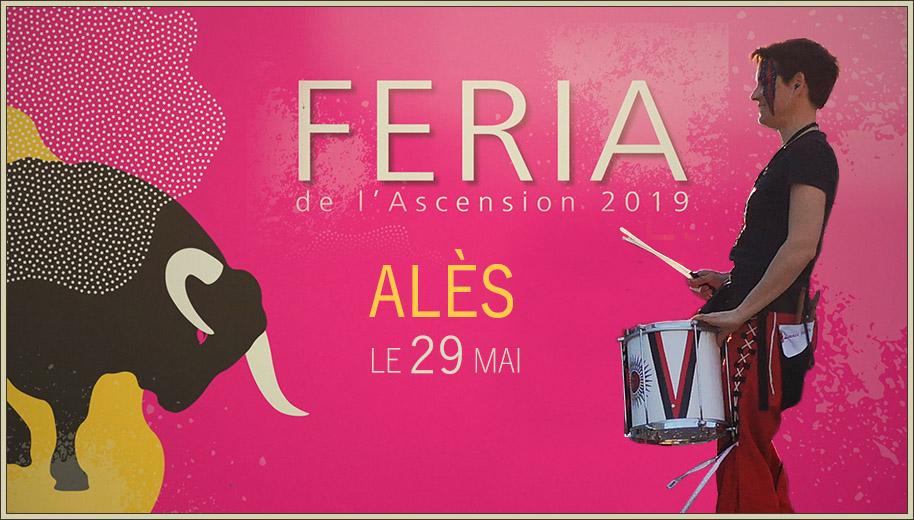 PRB - Ferias Alès